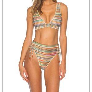 Becca by Rebecca Virtue | Claire two piece bikini